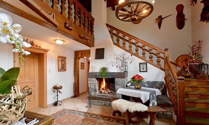 Landhaus Eingang landhaus berger ellmau in tirol landhaus berger ellmau in tirol